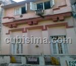 casa de 4 cuartos en calle san rafael pueblo nuevo, centro habana, la habana