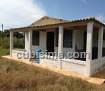 casa de 1 cuarto $7,600.00 cuc  en batabanó, mayabeque