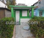 casa de 1 cuarto $7,200.00 cuc  en calle 46 detras circulo infantil del centro de san jose san josé de las lajas, mayabeque