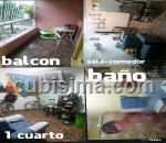 apartamento de 2 cuartos $8,500.00 cuc  en calle edif 85 alberro, cotorro, la habana