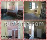 apartamento de 1 cuarto $12,500.00 cuc  en cerro, la habana