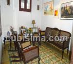 casa de 3 cuartos $70,000.00 cuc  en calle por detras de la universidad de la habana vedado, plaza, la habana
