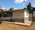 casa de 3 cuartos $9,998.00 cuc  en calle camilo cienfuegos perico, matanzas