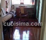 apartamento de 3 cuartos $29,000.00 cuc  en calle santa maria aldecoa, plaza, la habana