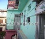 apartamento de 1 y medio cuarto $16,000.00 cuc  en cayo hueso, centro habana, la habana