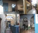 casa de 5 cuartos $100,000.00 cuc  en calle gervasio los sitios, centro habana, la habana