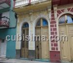 casa de 4 cuartos en calle  lealtad  san leopoldo, centro habana, la habana