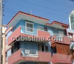 apartamento de 2 cuartos $85,000.00 cuc  en calle calzada vedado, plaza, la habana
