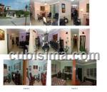 casa de 4 cuartos $80.00 cuc  en casino deportivo, cerro, la habana
