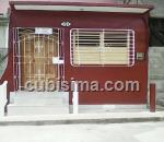 casa de 1 cuarto $10,500.00 cuc  en calle cerezo canal, cerro, la habana