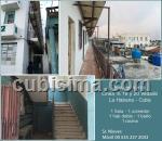 apartamento de 1 cuarto $18,000.00 cuc  en calle linea vedado, plaza, la habana