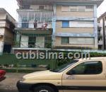 apartamento de 2 y medio cuartos $50,000.00 cuc  en nuevo vedado, plaza, la habana