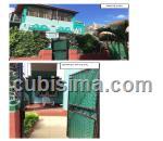 casa de 4 cuartos en ampliación de almendares, playa, la habana