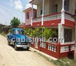 casa de 5 cuartos $28,000.00 cuc  en calle 2 florida, camagüey