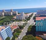 apartamento de 2 cuartos $200,000.00 cuc  en calle n vedado, plaza, la habana