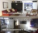 apartamento de 2 cuartos en calle 39 nuevo vedado, plaza, la habana