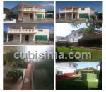 casa de 4 cuartos $200.00 cuc  en calle 240 playa jaimanitas, playa, la habana