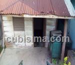 casa de 1 cuarto $3,000.00 cuc  en calle 33b padre zamora, marianao, la habana