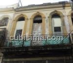 casa de 3 cuartos $35,000.00 cuc  en calle oquendo centro habana, la habana