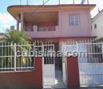 casa de 5 cuartos en calle 11 ampliación de almendares, playa, la habana