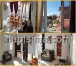 apartamento de 1 cuarto $40,000.00 cuc  en calle 10 vedado, plaza, la habana