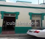 casa de 4 cuartos $100,000.00 cuc  en calle general gomez camaguey, camagüey