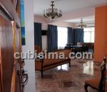 apartamento de 4 cuartos $180,000.00 cuc  en calle malecón  vedado, plaza, la habana