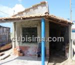 casa de 2 cuartos $13000 cuc  en calle 1ra  puerto padre, las tunas