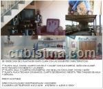 casa de 3 cuartos $35000 cuc  en calle ciclon santa clara, villa clara