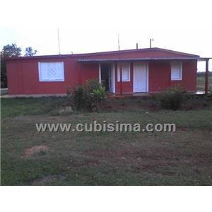 casa de 3 cuartos 25000 cuc  en batabanó, mayabeque
