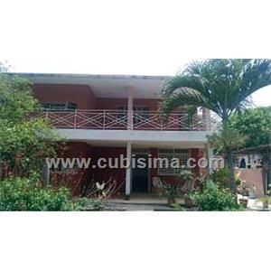 casa de 2 cuartos 75000 cuc  en chibás, guanabacoa, la habana