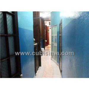 casa de 3 cuartos 35000 cuc  en centro habana, la habana