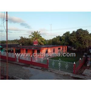 casa de 3 cuartos 35000 cuc  en santa cruz del norte, mayabeque