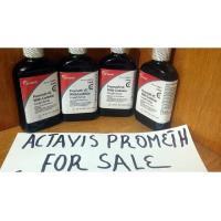 Pure Actavis Promethazine con Codeine jarabe para la tos púrpura