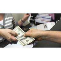 Dinero entre rápido en particular