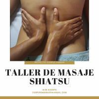 talleres de masaje durante  el verano