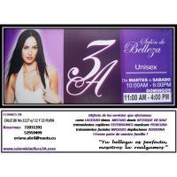 3A Salón de Belleza Unisex
