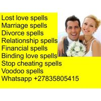 Lost Love Spells caster and Black Magic master +27835805415