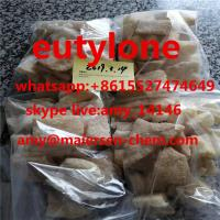 Manufacturer supply: 99.5% eutylone, eutylone, Cas no.17763-12-1, white crystal eutylone,