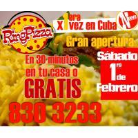 RingPizza ( La mejor comida a domicilio, el servicio mas rapido )