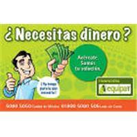 OFERTA DE PRÉSTAMO ENTRE PARTICULAR, LIBRE