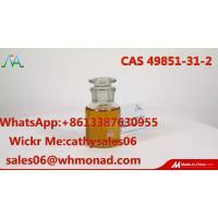 Nice QualityCAS49851-31-22-Bromo-1-Phenyl-1-Pentanone/2-Bromovalerophenone