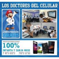 """""""Los Doctores del Celular"""". Siempre tenemos la solución!!!!!!"""