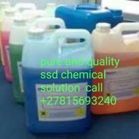 We Offers SSD Chemical Solution used to clean all type of black and any color currency,call +27815693240' stain and defaced bank notes