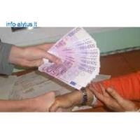 Pongo a su disposición un préstamo de 2000 € a 150.000 €