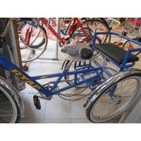 Triciclos personalizados para transporte de mercancía o venta ambulante