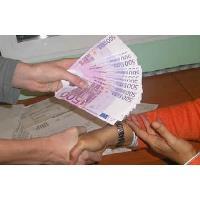 A su disposición para una oportunidad de préstamo fácil y rápido