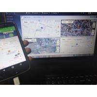 Servicio de rastreo y localizacion  automática de vehículos mediante GPS
