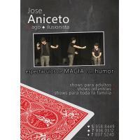 • MAGIA con humor//mago Jose Aniceto//•SHOW•
