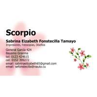 Impresiones Scorpio en Bayamo